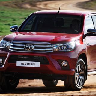 Provkörning: Toyota Hilux (2019)