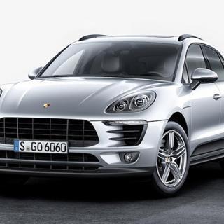Porsche Macan blir fyrcylindrig.
