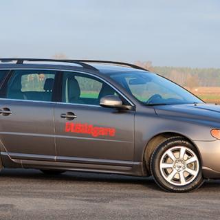 Volvo V70 är eftertraktad på begagnatmarknaden.