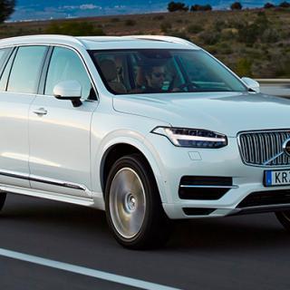 Volvo XC90 är nominerad till tung utmärkelse i bilvärlden.