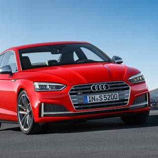 Audi S5 Coupé.
