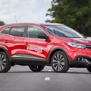 Provkörning: Renault Kadjar (2019)