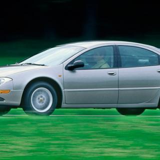 Frågeställaren vill byta till bredare däck på sin Chrysler 300M.