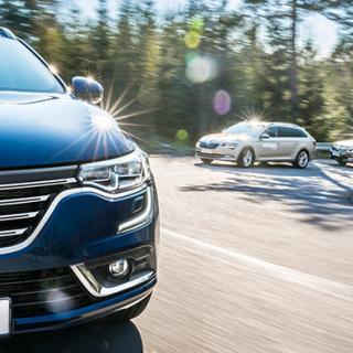 Provkörning: Renault Talisman (2015)