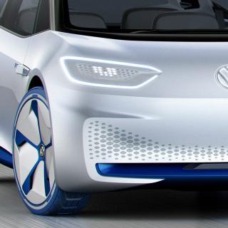 Volkswagens el-crossover heter Crozz
