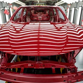 Qashqai ska tillsammans med X-Trail byggas vid Nissans fabrik i Sunderland, Storbritannien.