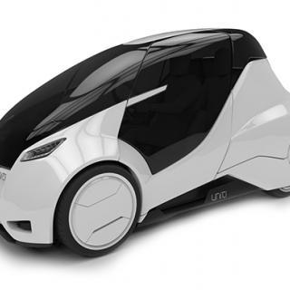 Svenska Uniti bygger sin första bil