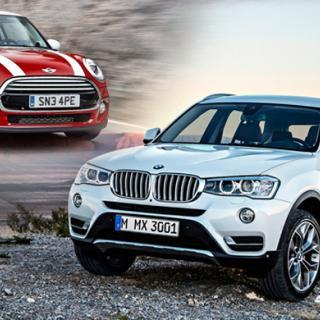 BMW X3 blir eldriven 2020