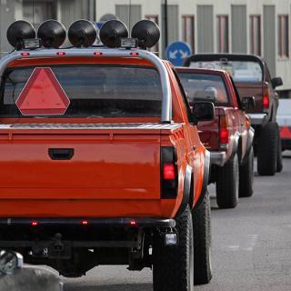 Dessa långsamtgående fordon måste hädanefter in på regelbunden kontroll.