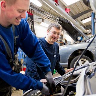 Rotavdrag på bilverkstan? Det föreslår Sveriges Fordonsverkstäders Förening.