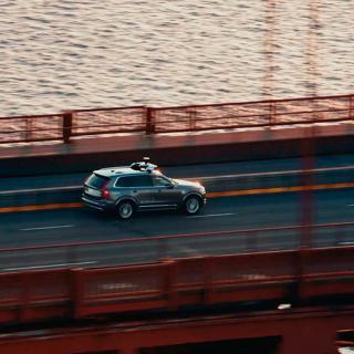 Volvo får stororder från Uber