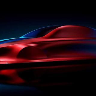 Mercedes framtida A-klass.