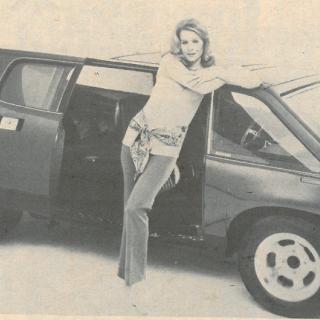 Det var då, 1972: Vi Bilägare testar Saab 99 EMS