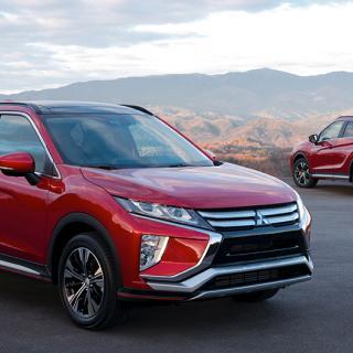 Mitsubishi Eclipse Cross – rapport från provkörningen