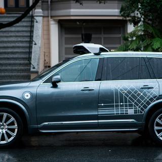 Uber fortsätter sina tester av självkörande Volvo XC90 i USA.