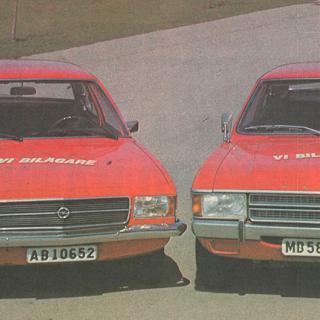 Det var då, 1972: Volvo rullar alltför långt?