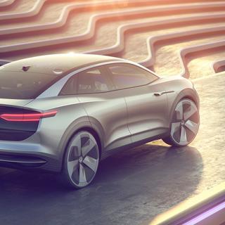 Volkswagens crossoveridé: I.D Crozz.