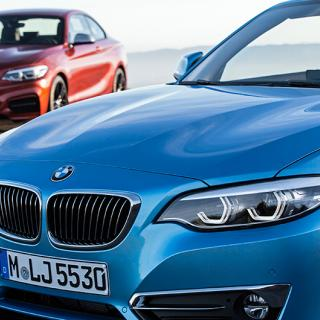 BMW 2-serie som Gran Coupe