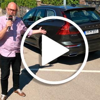 Provkörning: Volvo XC60 (2017)