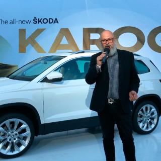 Nu går Skoda Karoq i produktion