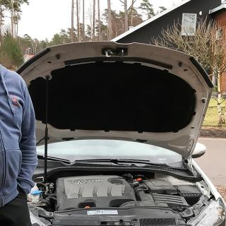 Bilfrågan: Otur med krånglande EGR-ventil?
