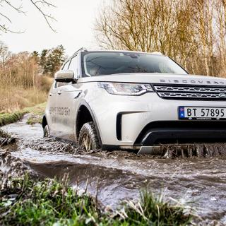 Rosttest: Land Rover Discovery (2016)