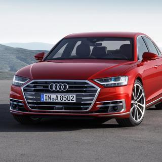 Audi ändrar i modellbeteckningarna