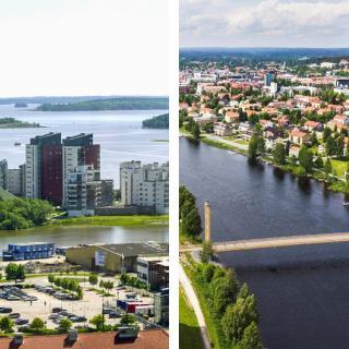 Västerås eller Skellefteå? Svenska företaget Northvolt funderar just nu på var de ska placera motsvarigheten till Teslas Gigafactory.