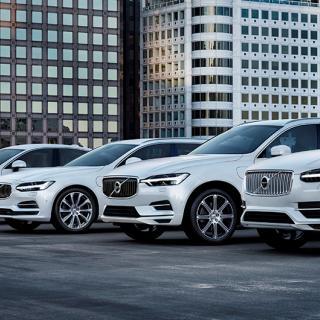 Jaguar och Land Rover gör en Volvo