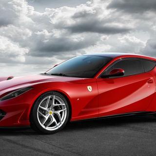 Ferraris suv ska heta Purosangue