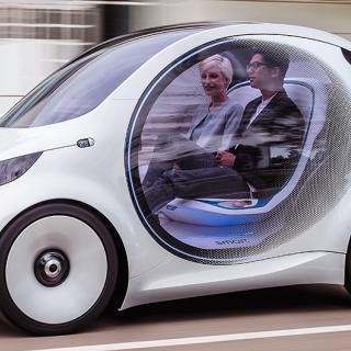 Smart elektrifierar sina bilar