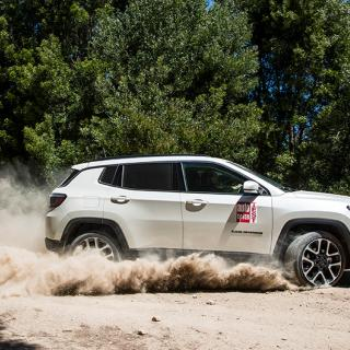 Rosttest: Jeep Compass (2018)