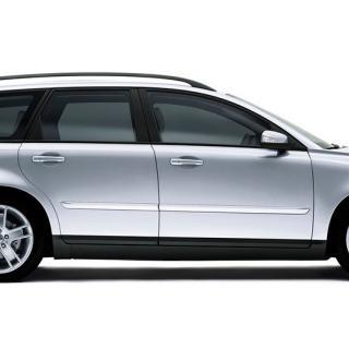 Frågeställaren hade sin Volvo V50 stående i ett kallgarage i 1,5 år och det bildades en kletig sörja av dieselresterna i tanken.