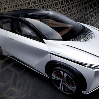 8 nya elbilar från Nissan