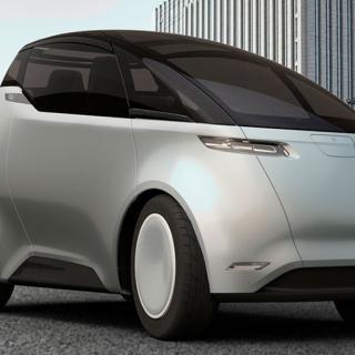 Svenska Uniti har som mål att erbjuda en tvåsitsig elbil 2019.