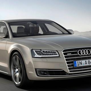 Audi A8 med dieselmotor släpper ut för mycket kväveoxider.