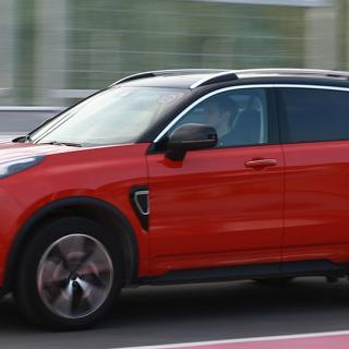 Volvo kan bygga Lynk & Co i Europa