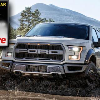 Provkörning: Ford F-150 Raptor (2018)