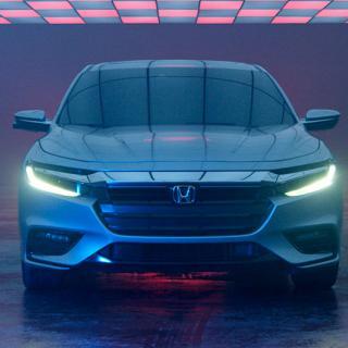Ljustest: Honda Insight
