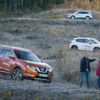 Rosttest: Nissan X-Trail (2017)