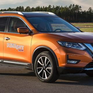 Provkörning: Nissan X-Trail (2015)