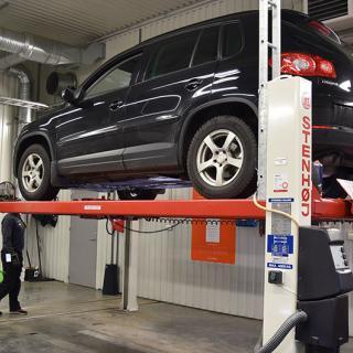 Tiden snart ute för obesiktade bilar
