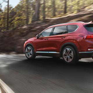 Provkörning: Hyundai Santa Fe (2018)
