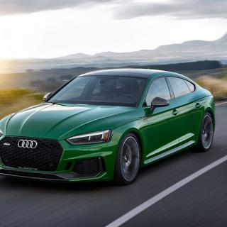 Audi RS5 Cabriolet nu officiell