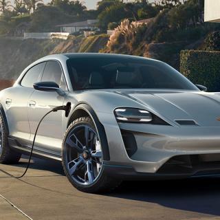Porsche Macan blir elektrisk