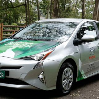 Toyota Prius Plus – kandidat till Årets Bil 2013