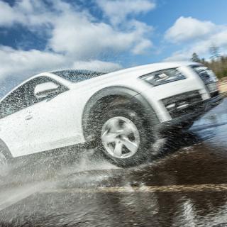 Michelin: Slit däcken till gränsen