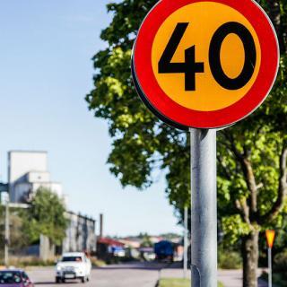 Precis som förra gången mätningarna gjordes visade det sig att svåraste hastigheten för bilisterna att hålla är 40 kilometer i timmen.