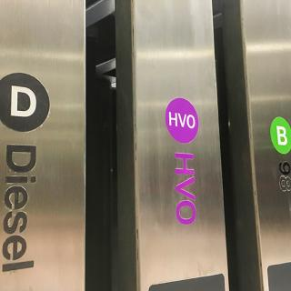Volvo ger grönt ljus för HVO100 i taxi