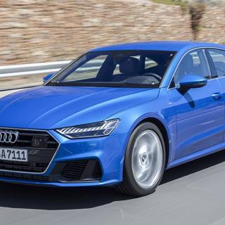 Nya Audi A7 Sportback.